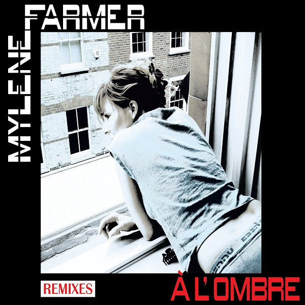 A L'OMBRE CD MAXI  SEALED / MYLENE FARMER - RECORDS - DISQUES - VINYLES - CD - SHOP - BOUTIQUE