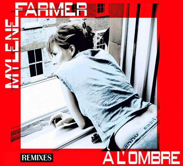 A L'OMBRE CD MAXI  NEUF SCELLE / MYLENE FARMER - RECORDS - DISQUES - VINYLES - CD - SHOP - BOUTIQUE