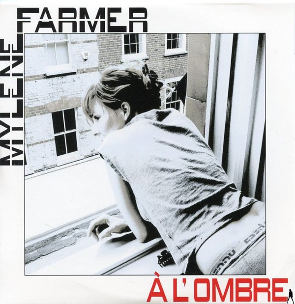 A L'OMBRE CD 1 TITRE SAMPLER  / MYLENE FARMER - RECORDS - DISQUES - VINYLES - CD - SHOP - BOUTIQUE