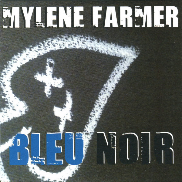 BLEU NOIR CD SAMPLER / MYLENE FARMER - RECORDS - DISQUES - VINYLES - CD - SHOP