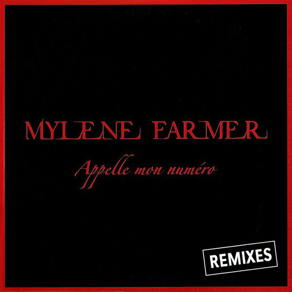 APPELLE MON NUMERO CD SAMPLER REMIXES / MYLENE FARMER - RECORDS - DISQUES - VINYLES - CD - SHOP