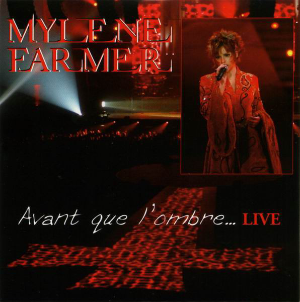 AVANT QUE L OMBRE LIVE CD SINGLE  / MYLENE FARMER - RECORDS - DISQUES - VINYLES - CD - SHOP