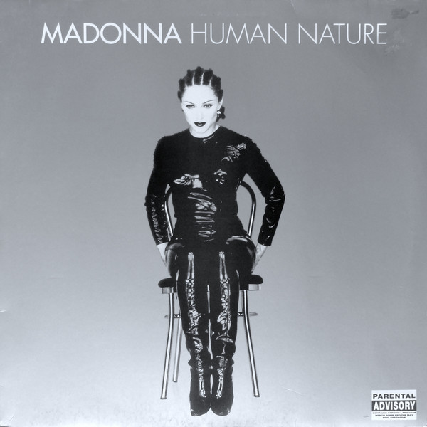 HUMAN NATURE MAXI 45T  UK / MADONNA - CD - DISQUES - RECORDS -  BOUTIQUE VINYLES