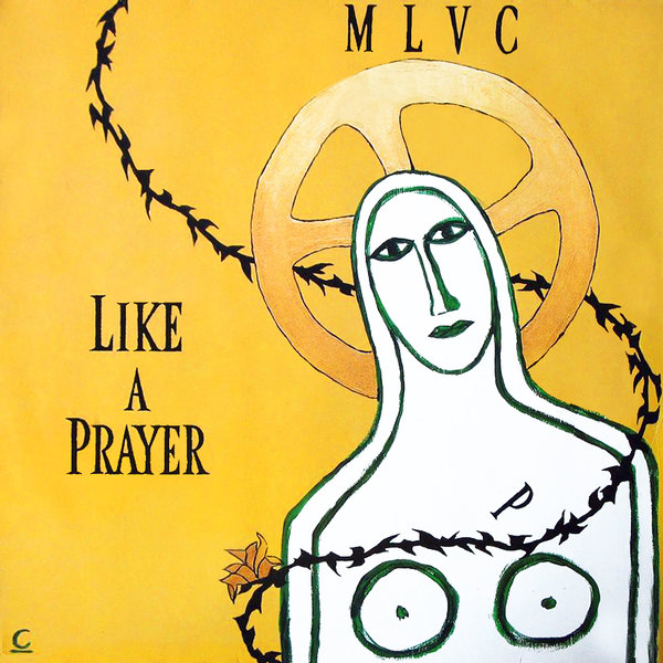 LIKE A PRAYER  MAXI 45T  GERMANY / MADONNA - CD - DISQUES - RECORDS -  BOUTIQUE VINYLES