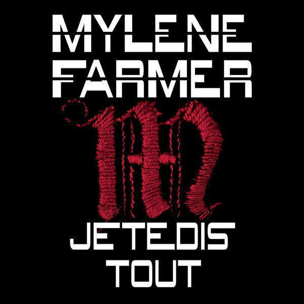 JE TE DIS TOUT CD SAMPLER /  MYLENE FARMER - RECORDS - DISQUES - VINYLES - CD - SHOP