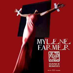 JE TE RENDS TON AMOUR 12 INCHES  / MYLENE FARMER - RECORDS - DISQUES - VINYLES - CD - SHOP