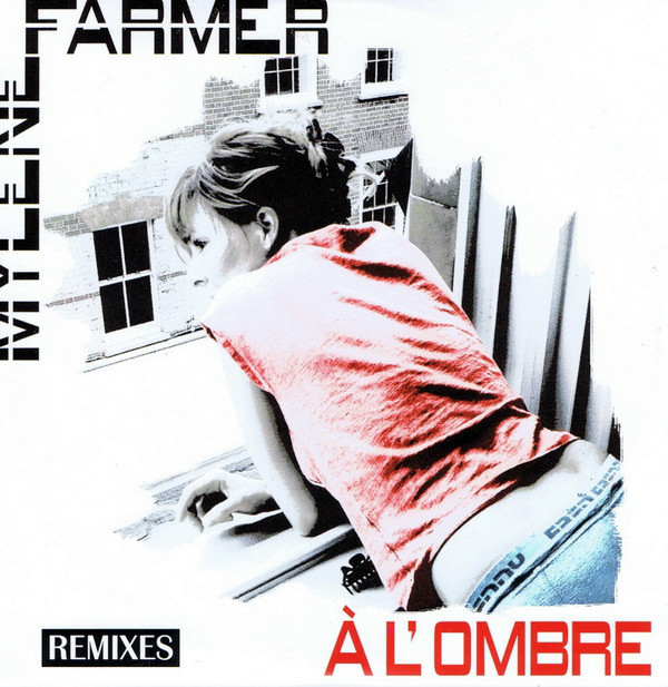 A L'OMBRE CD SAMPLER  REMIXES / MYLENE FARMER - RECORDS - DISQUES - VINYLES - CD - SHOP - BOUTIQUE