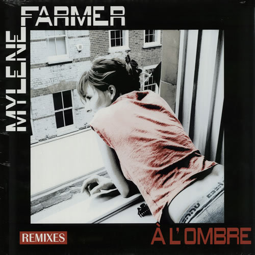 A L'OMBRE12 INCHES  SEALED / MYLENE FARMER - RECORDS - DISQUES - VINYLES - CD - SHOP - BOUTIQUE