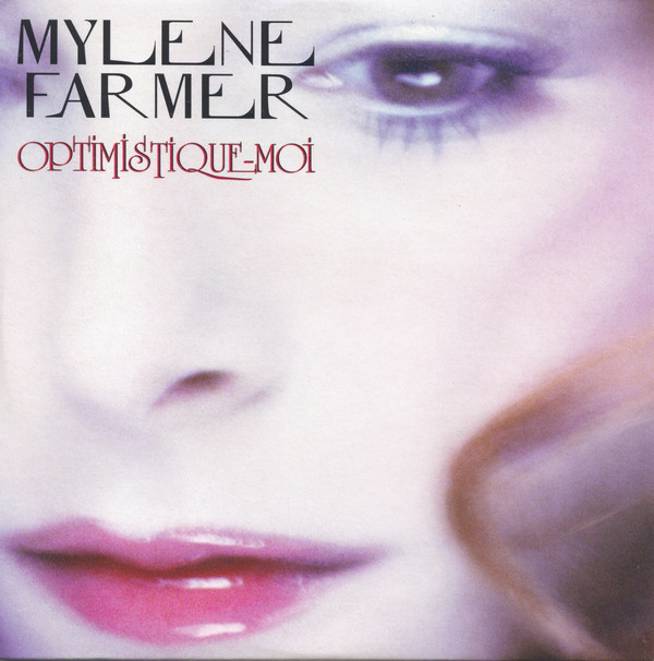 OPTIMISTIQUE MOI CD SINGLE scelle / MYLENE FARMER - RECORDS - DISQUES - VINYLES - SHOP-