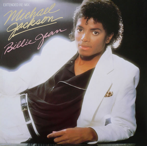 BILLIE JEAN  MAXI 45T  UK/ MICHAEL JACKSON  - CD - DISQUES - RECORDS -  BOUTIQUE VINYLES