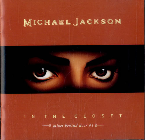 IN THE CLOSET 12 INCHES MAXI SPAIN / MICHAEL JACKSON  - CD - RECORDS -  BOUTIQUE VINYLES
