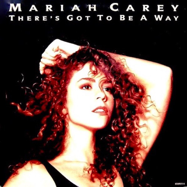 THERE'S GO TO BE A WAY  12 MAXI  EUROPE  / MARIAH CAREY  - CD - RECORDS -  BOUTIQUE VINYLES