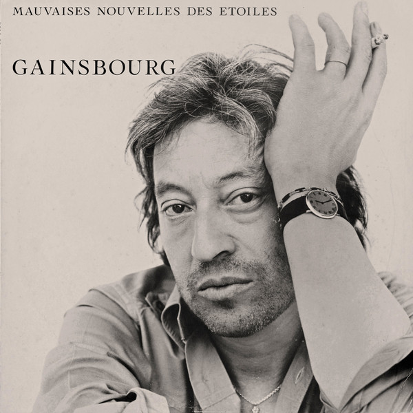 MAUVAISES NOUVELLES DE ETOILES LP FRANCE/ GAINBSOURG-CD-DISQUES-RECORDS-VINYLS-MUSICSHOP-COLLECTORS