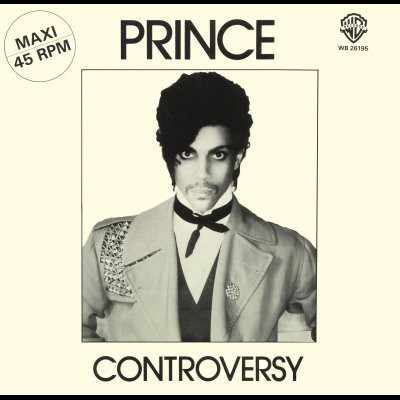 CONTROVERSY MAXI 45T HOLLANDE / PRINCE-CD-DISQUES-RECORDS-BOUTIQUE VINYLES-RECORDS