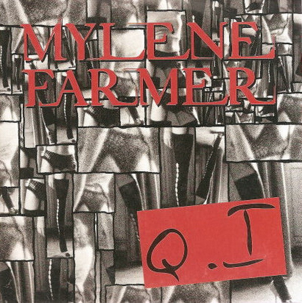 Q.I CD SAMPLER / MYLENE FARMER-RECORDS-DISQUES-VINYLES-CD- SHOP-COLLECTORS