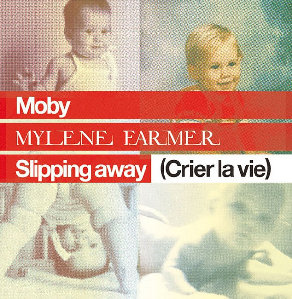 SLIPPING AWAY CD SINGLE  / MYLENE FARMER-RECORDS-DISQUES-VINYLES - CD - SHOP-COLLECTORS