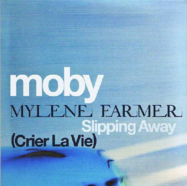 SLIPPING AWAY CD SAMPLER FRANCE / MYLENE FARMER-RECORDS-DISQUES-VINYLES - CD - SHOP-COLLECTORS