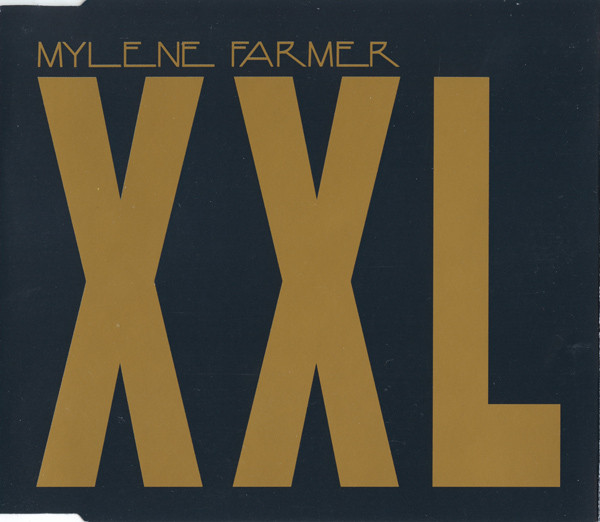 XXL  CD MAXI FRANCE / MYLENE FARMER-DISQUES-CD-VINYLES-BOUTIQUE-MERCHANDISING-SHOP
