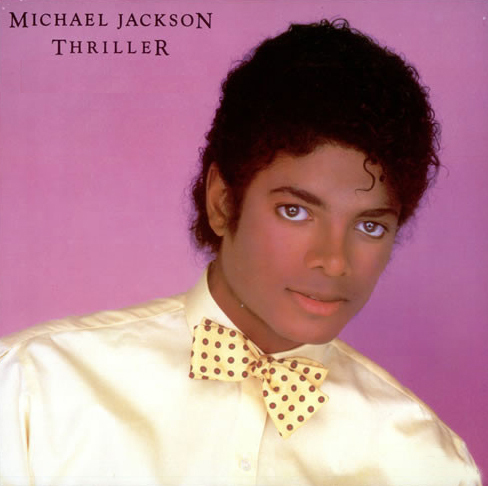 THRILLER MAXI 45T  HONG KONG  / MICHAEL JACKSON-CD-DISQUES-RECORDS-VINYLES-BOUTIQUE-
