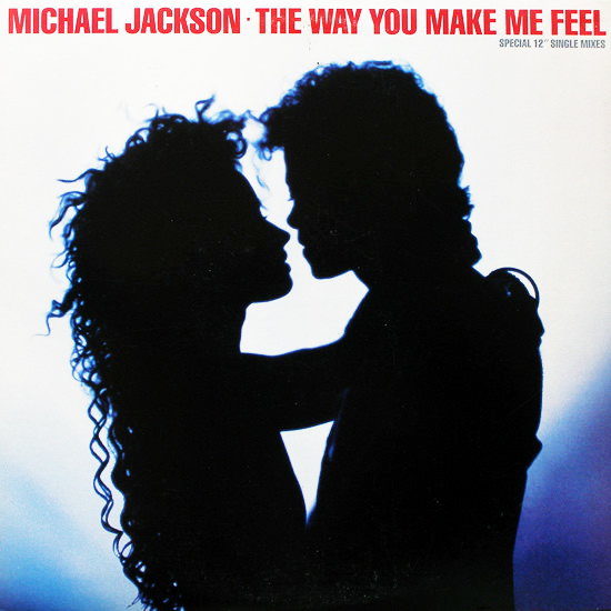 THE WAY YOU MAKE ME FEEL 12 INCHES  MEXICO  MICHAEL JACKSON-CD-RECORDS-BOUTIQUE-VINYLS-COLLECTORS