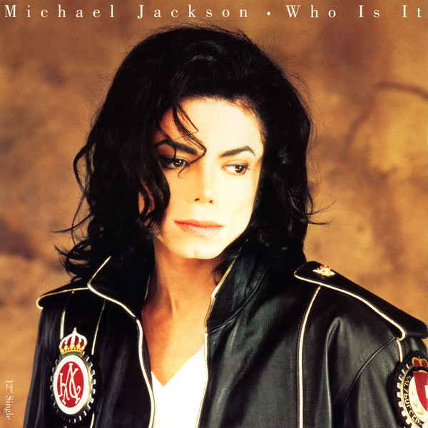 WHO IS IT MAXI 45T USA LIMITED  / MICHAEL JACKSON-CD-DISQUES-RECORDS-VINYLES-BOUTIQUE-