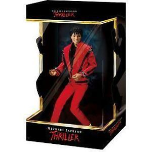 THRILLER POUPEE   / MICHAEL JACKSON-CD-DISQUES-RECORDS-VINYLES-BOUTIQUE-