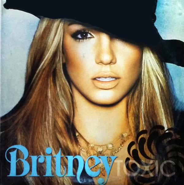 TOXIC CD SAMPLER  MEXIQUE  / BRITNEY SPEARS-CD-DISQUES-RECORDS-BOUTIQUE VINYLES