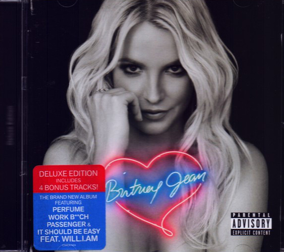 BRITNEY JEAN CD AFRIQUE DU SUD / BRITNEY SPEARS-CD-DISQUES-RECORDS-BOUTIQUE VINYLES