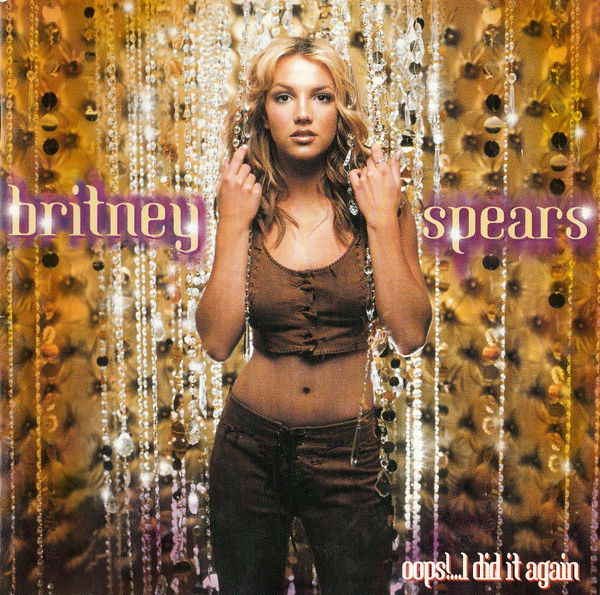 OOPS I DID IT AGAIN CD AUSTRALIE / BRITNEY SPEARS-CD-DISQUES-RECORDS-BOUTIQUE VINYLES
