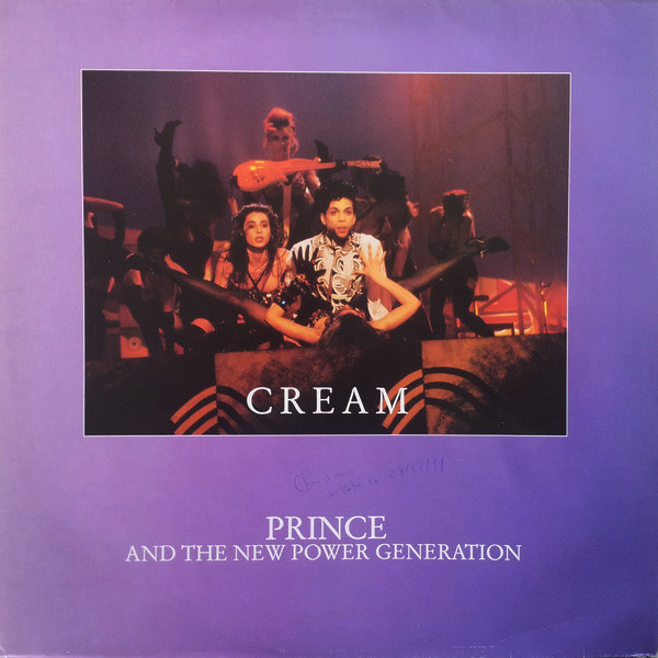 CREAM 12 INCHES MAXI EUROPE / PRINCE-CD-DISQUES-RECORDS-VINYLS-STORE-RECORDS