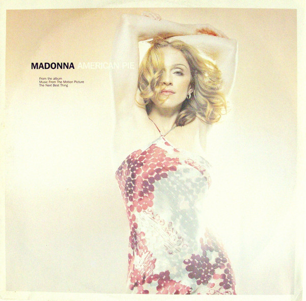 AMERICAN PIE  MAXI 45T UK  / MADONNA-CD-DISQUES-RECORDS-BOUTIQUE VINYLES-SHOP-COLLECTORS