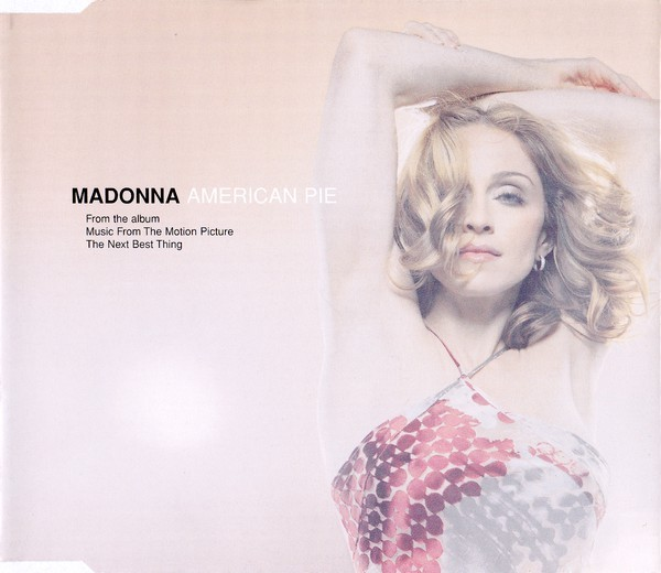 AMERICAN PIE  CD MAXI  AUSTRALIE 2 / MADONNA-CD-DISQUES-RECORDS-BOUTIQUE VINYLES-SHOP-COLLECTORS