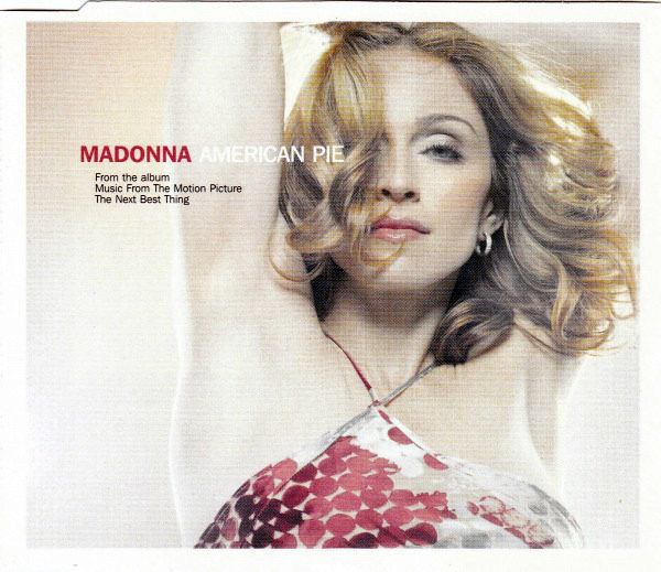 AMERICAN PIE  CD MAXI  ROYAUME UNI  2/ MADONNA-CD-DISQUES-RECORDS-BOUTIQUE VINYLES-SHOP-COLLECTORS