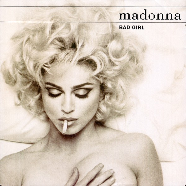 BAD  GIRL  45T  EUROPE /MADONNA-CD-DISQUES-BOUTIQUE VINYLES-SHOP-COLLECTORS-STORE