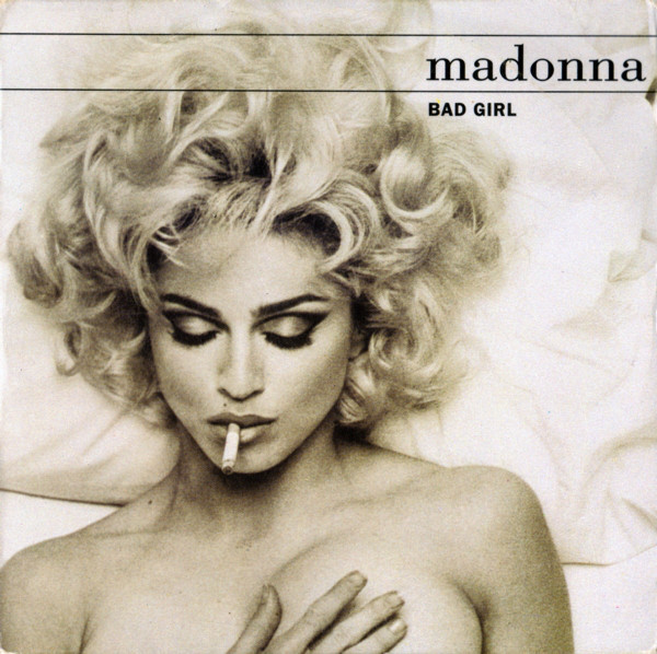 BAD  GIRL CD SINGLE FRANCE /MADONNA-CD-DISQUES-BOUTIQUE VINYLES-SHOP-COLLECTORS-STORE