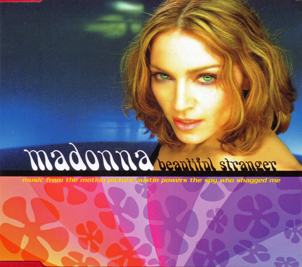 BEAUTIFUL STRANGER CD MAXI EUROPE /MADONNA-CD-DISQUES-BOUTIQUE VINYLES-SHOP-COLLECTORS-STORE