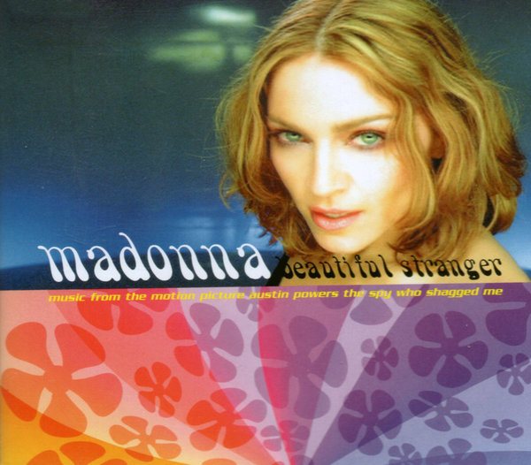 BEAUTIFUL STRANGER CD MAXI AFRIQUE DU SUD /MADONNA-CD-DISQUES-BOUTIQUE VINYLES-SHOP-COLLECTORS-STORE
