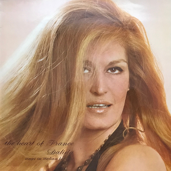 THE HEART OF FRANCE  33T FRANCE/  DALIDA-CD-DISQUES-RECORDS-BOUTIQUE VINYLES-RECORDS