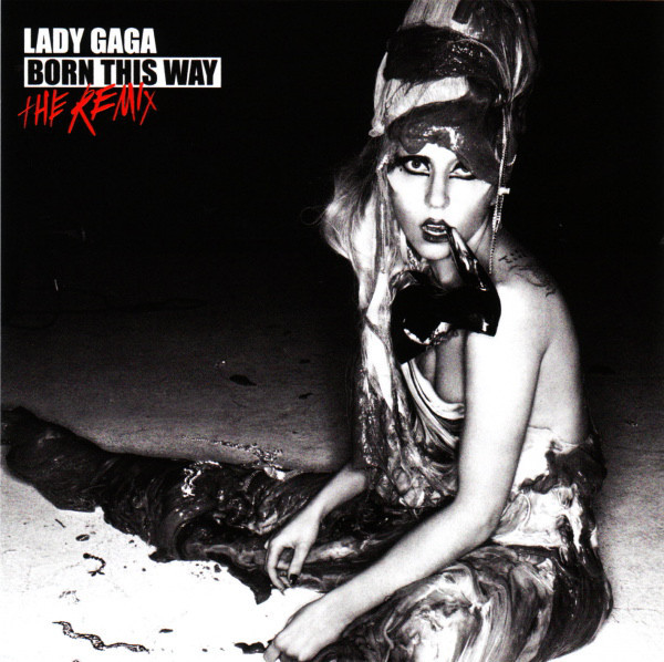 BORN THIS WAY REMIX CD HONG KONG/ LADY GAGA-CD-RECORDS-VINYLS-COLLECTORS-STORE-SHOP