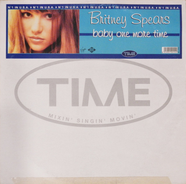 BABY 12 MAXI ITALY / BRITNEY SPEARS-CD--LPS- VINYLS-SHOP-COLLECTORS-STORE-AWARDS