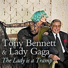 THE LADY IS A TRAMP CD SAMPLER FRANCE/ LADY GAGA-CD-DISQUES-RECORDS-STORE-LPS-VINYLS-SHOP-COLLECTORS