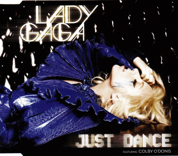 JUST DANCE CD  SINGLE AUSTRALIA / LADY GAGA-CD-DISQUES-RECORDS-VINYLS-MUSICSHOP-COLLECTORS-STORE-LPS