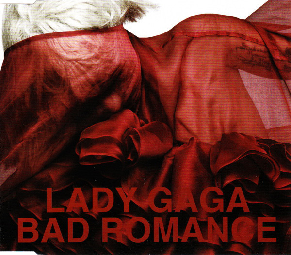 BAD ROMANCE CD SAMPLER UK/ LADY GAGA-CD-DISQUES-RECORDS-STORE-LPS-VINYLS-SHOP-COLLECTORS-AWARDS