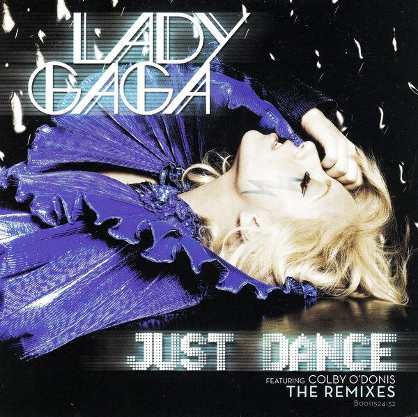 JUST DANCE CD MAXI USA   / LADY GAGA-CD-DISQUES-RECORDS-BOUTIQUE VINYLES-RECORDS