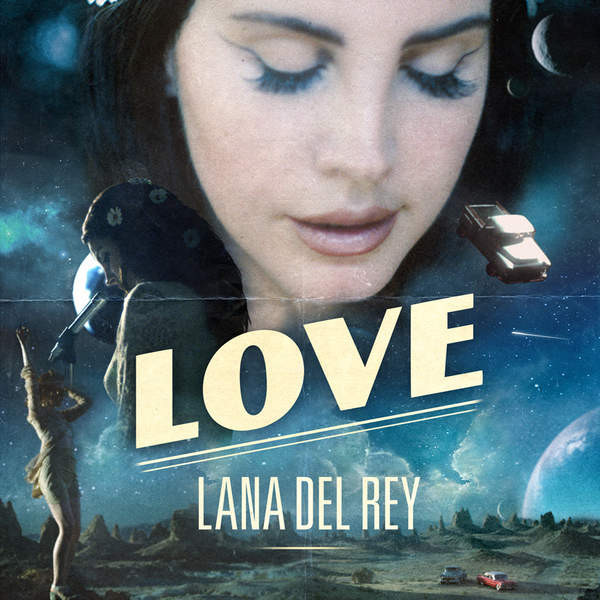 LOVE CD SAMPLER FRANCE LANA DEL REY-CD-DISQUES-RECORDS-STORE-LPS-VINYLS-SHOP-COLLECTORS