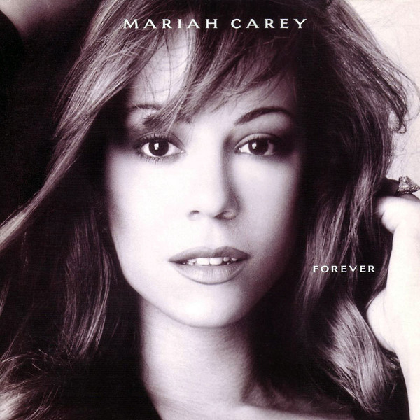 FOREVER  12 MAXI  EUROPE  MARIAH CAREY-RECORDS-STORE-LPS-VINYLS-SHOP-COLLECTORS-AWARDS