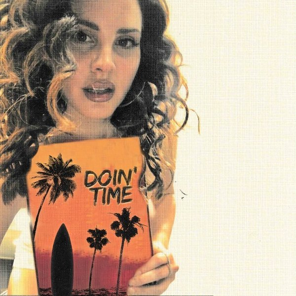 DOIN TIME CD SAMPLER FRANCE LANA DEL REY-CD-DISQUES-RECORDS-STORE-LPS-VINYLS-SHOP-COLLECTORS