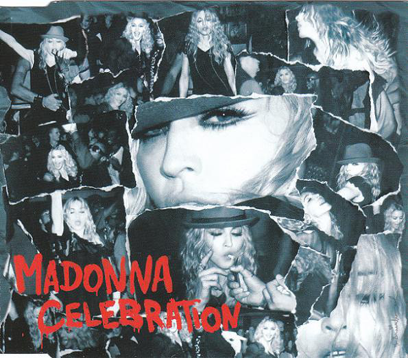 CELEBRATION CD MAXI UK /   MADONNA-CD-DISQUES-RECORDS-BOUTIQUE VINYLES-SHOP-COLLECTORS-ST