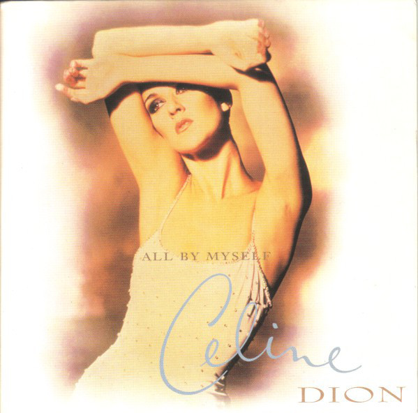 ALL BY MYSELF CD SAMPLER SPAIN / CELINE DION-CD--LPS- VINYLS-SHOP-COLLECTORS-STORE-AWARDS