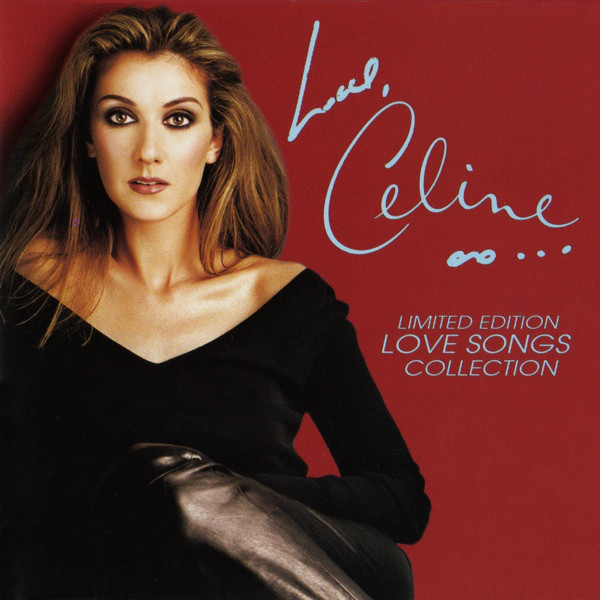 LOVE SONGS  COLLECTION CD USA TARGET / CELINE DION-CD-DISQUES-BOUTIQUE VINYLES-SHOP-COLLECTORS-STORE